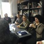 Întîlnire cu reprezentanții ANES