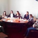 Întîlnire cu reprezentanții ANPD