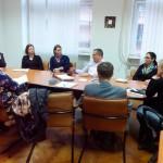 Întîlnire cu reprezentanții CNCD Romania