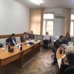 Ședința de examinare a plângerilor de către CNCD din Romania