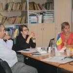 kick-off meeting, Chisinau