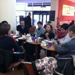 Întîlnire cu reprezentanții ONG-urilor de profil