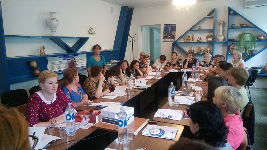 reprezentanții APL din raionul Ungheni